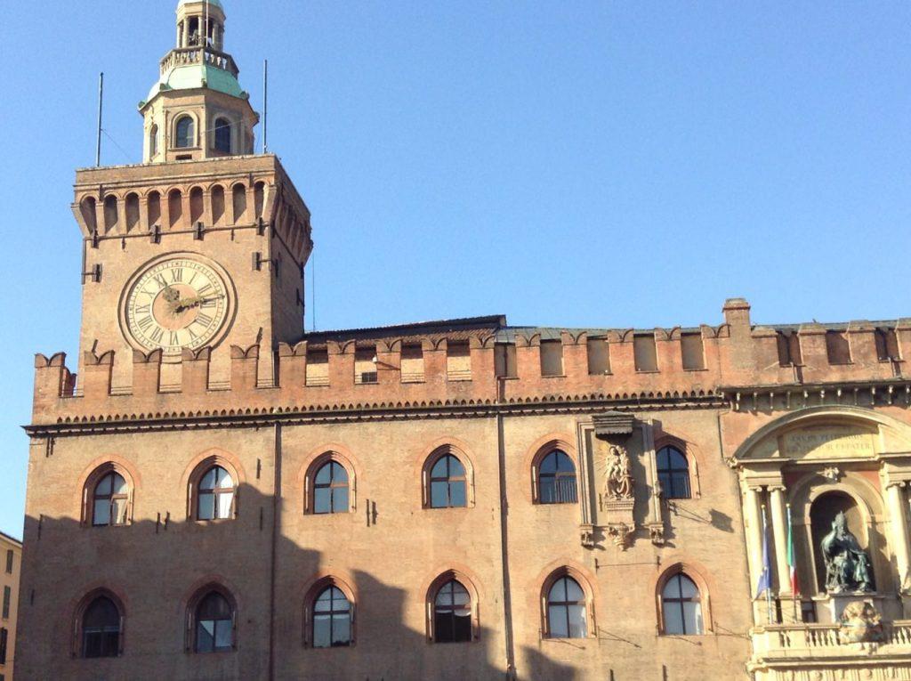 Palazzo d'Accursio o Comunale (Bologna)